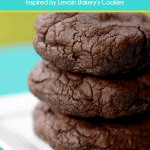 Double Chocolate Chip Cookies Inspired By Levain Bakery