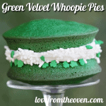 Green Velvet Whoopie Pies – St. Patrick's Day Baking Ideas