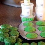 how do you make green velvet cake
