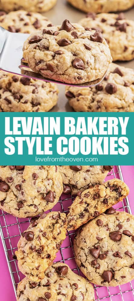 photos of levain cookie recipe cookies