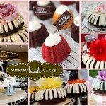 Bundt Cakes, Baby Bundt Cakes, Mini Bundt Cakes, Nothing Bundt Cakes!