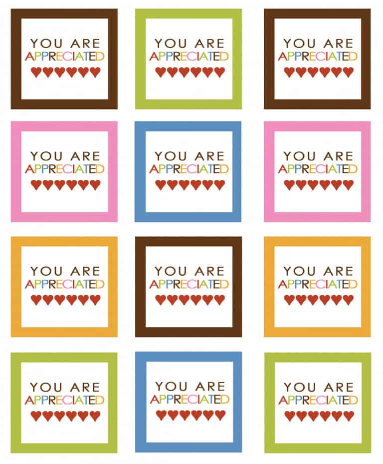 Displaying 20> Images For - Free Printable Teacher Appreciation Gift ...