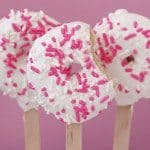 make donut pops