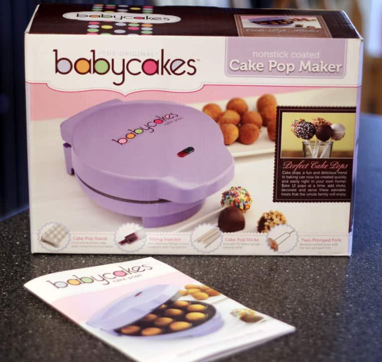 Savory Recipes Cake Pop Maker