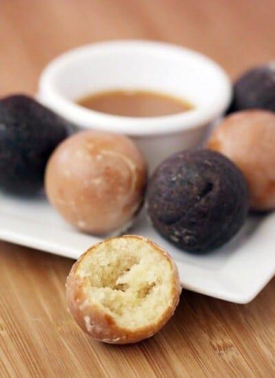 Babycakes Donut Holes Recipe