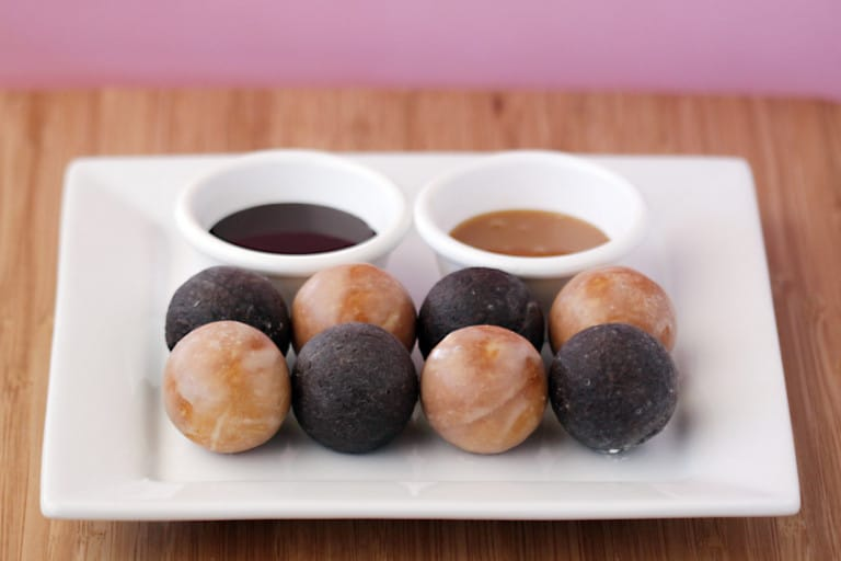 Baby Cake Donut Hole Recipes