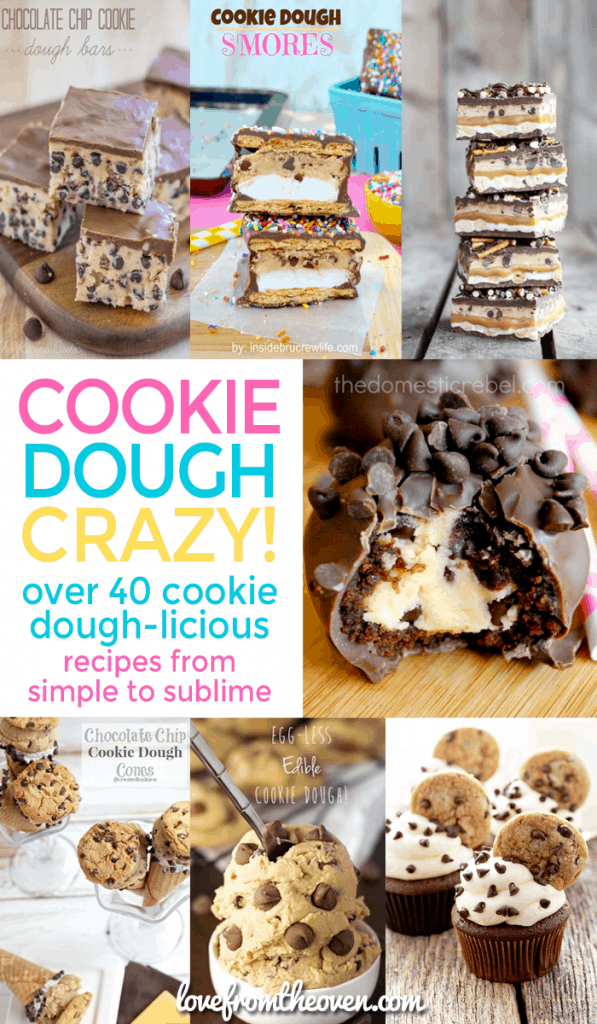 Cookie Dough Recipes Collection