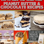 Over 50 Insanely Delicious Chocolate & Peanut Butter Recipes