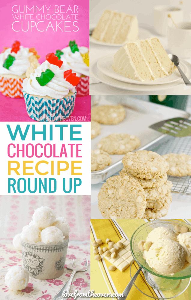 White Chocolate Recipes
