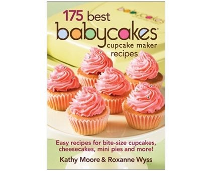 babycakes cupcake maker cookbook winner love from the oven