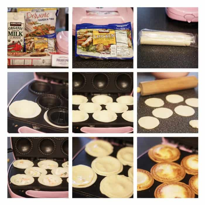 Can A Baby Cakes Mini Cupcake Make Make Pies