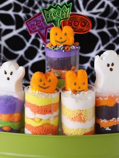Halloween Push Pop Peeps