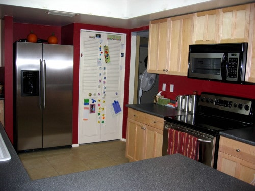 kitchen makeover ideas mini kitchen makeover cute baking related decor ideas love from