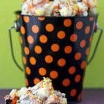 Candy Corn Pretzel Cookie Bark – A Quick And Easy Halloween Gift