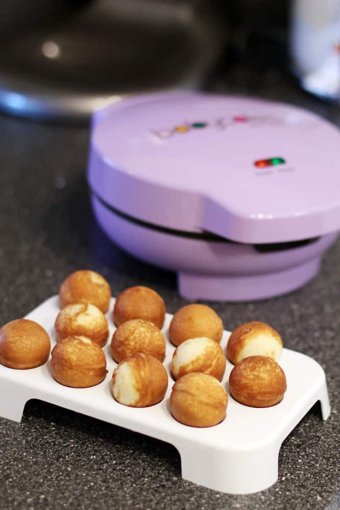 Gluten Free Cake Pop Maker Recipe
