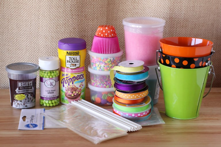 baking supplies for packaging