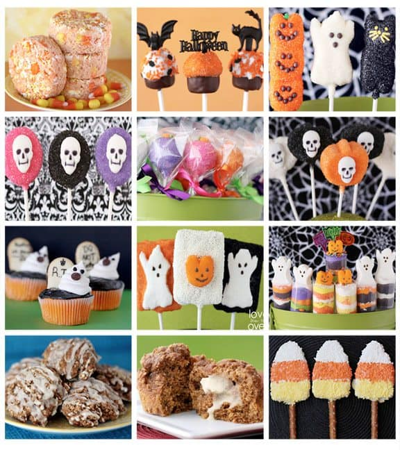 halloween recipe roundup