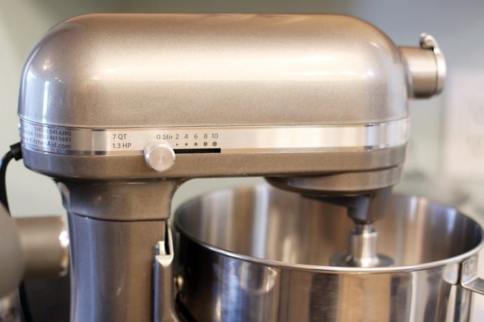 A Review Of The New KitchenAid 7 Quart Bowl-Lift Residential Stand ...