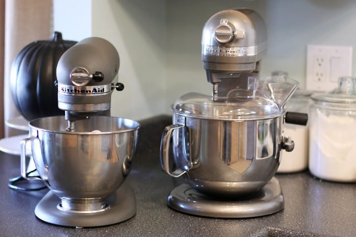 a review of the new kitchenaid 7 quart bowl lift residential stand