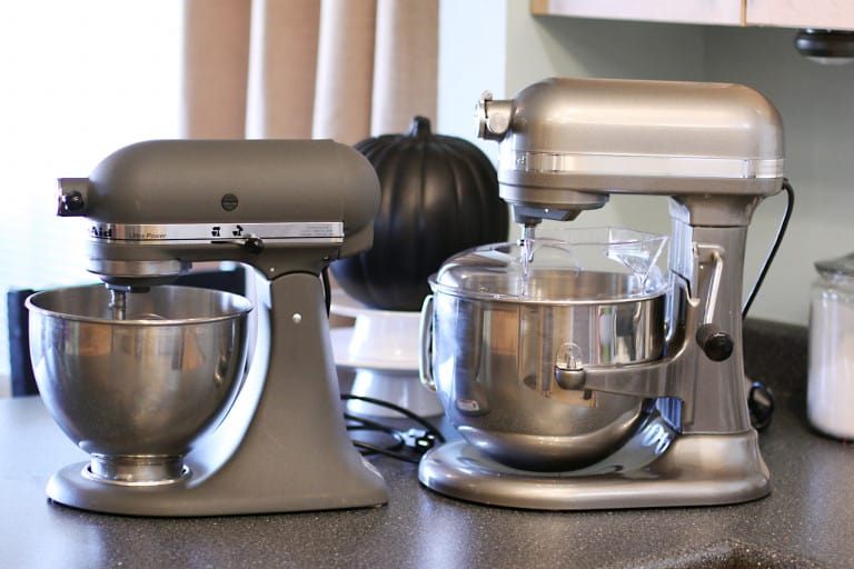 45 or 5 Quart vs 6 Quart Which KitchenAid Stand Mixer is Right