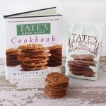 Tate's Bake Shop – Whole Wheat Dark Chocolate Chip Cookies – A Review, A Cookbook & A Giveaway