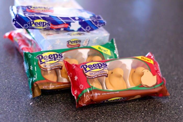 Caramel Peeps