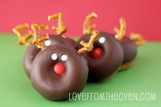 Holiday Donut Fun With Babycakes Donut Maker Love From The