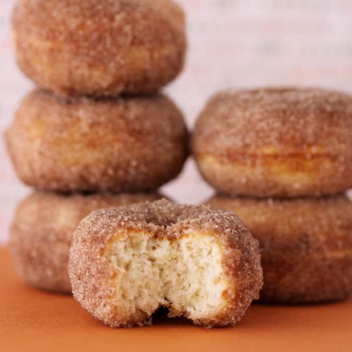 babycakes doughnut mix
