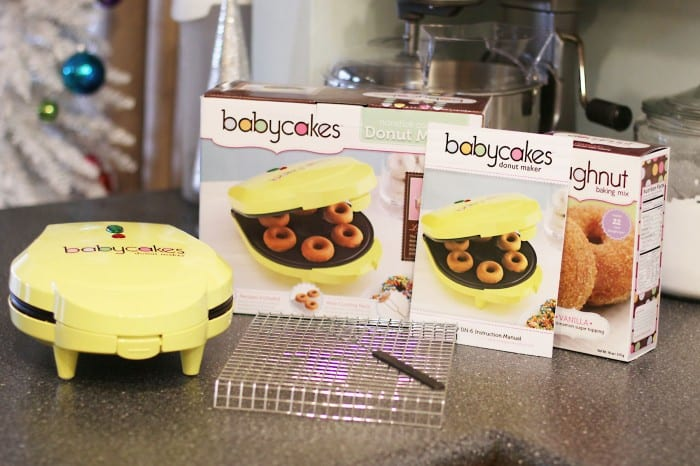 holiday donut fun with babycakes donut maker love from the oven rh lovefromtheoven com Procedure Manual Procedure Manual