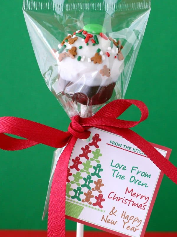 Giveaway is Now Closed. 12 Days Of Holiday Baking Day 8 Giveaway – My Little Cupcake Cake Pop Molds