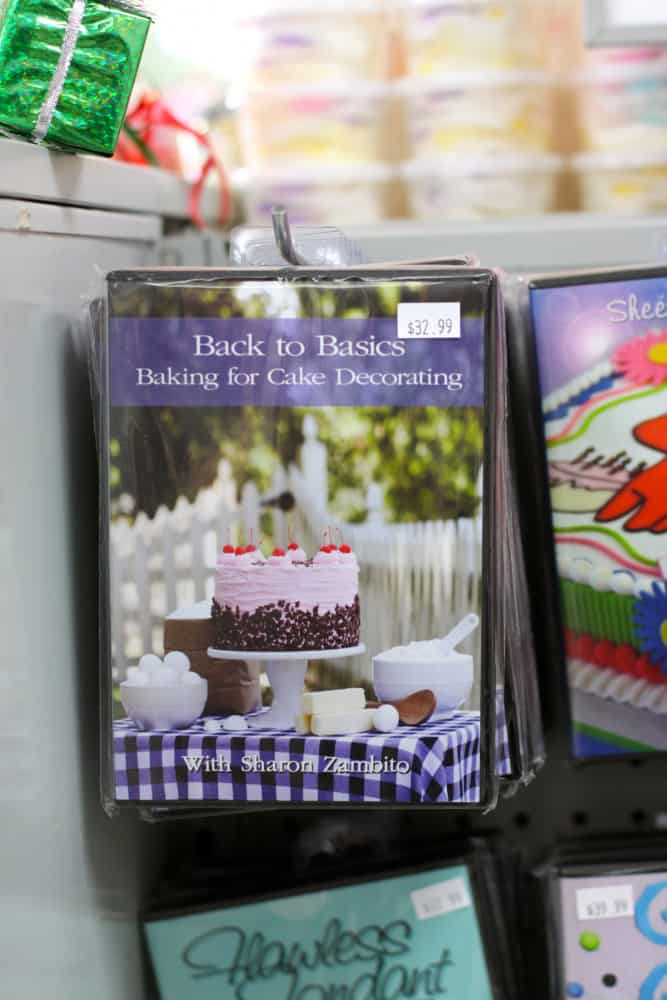ABC Cake Decorating Supplies And Baking - Love From The Oven