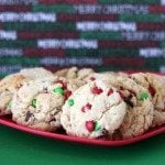 12 Days Of Holiday Baking – Day 6 – Chocolate Chip Cookies From Way To Bake By Cooking Light