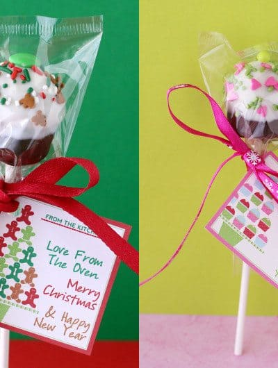 12 Days Of Holiday Baking Free Printables