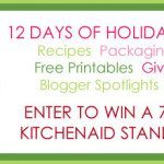 12 Days Of Holiday Baking Giveaways