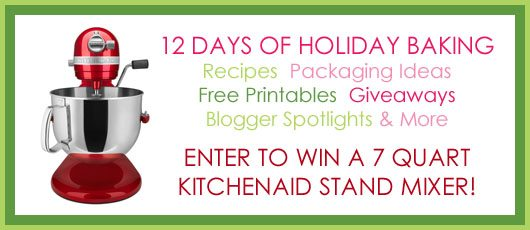 Win a KitchenAid 7 Quart Stand Mixer