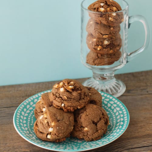Hot Cocoa Cookies With Kraft Jet Puffed Marshmallow ...