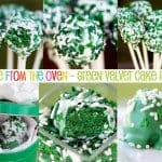 Green Velvet Cake Pops – St. Patrick's Day Treats & Sweets