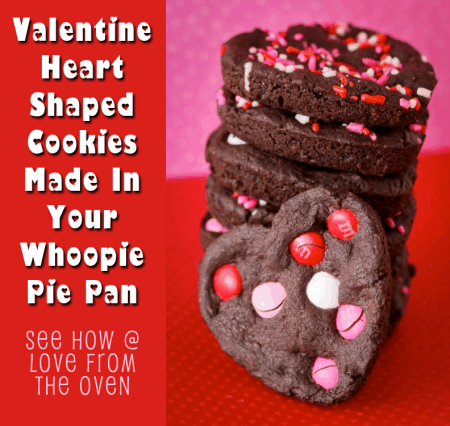 Valentines Recipes Heart Shaped Cookies