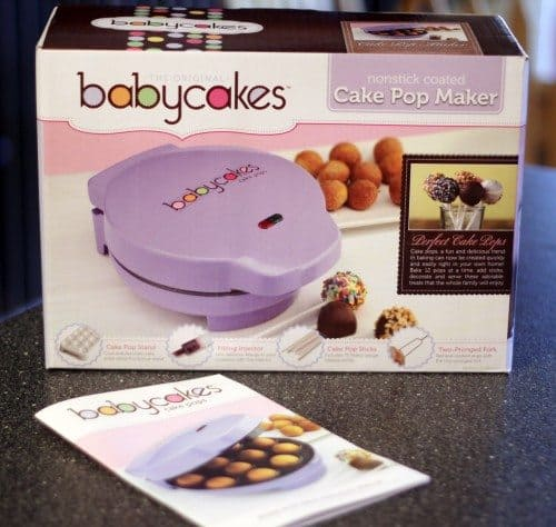 Apple Cider Donut Holes Recipe For Cake Pop Maker