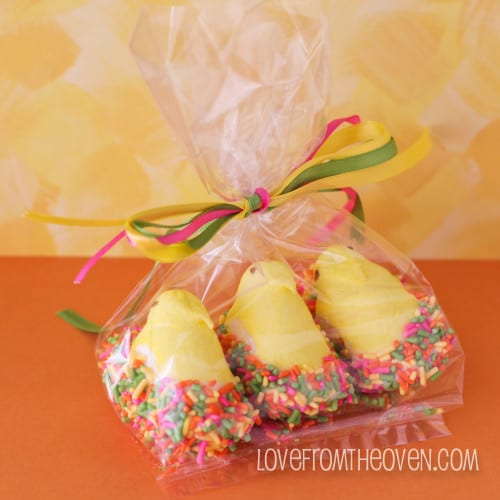 Chocolate Dipped Peeps-2888