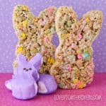 PEEPS Brown Butter Chocolate Chip Crispy Treats