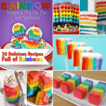 Rainbow Recipes – Bites From Other Blogs