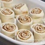 Featured Cinnamon Rolls