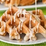 Featured Love From The Oven Cinnamon Waffles-2