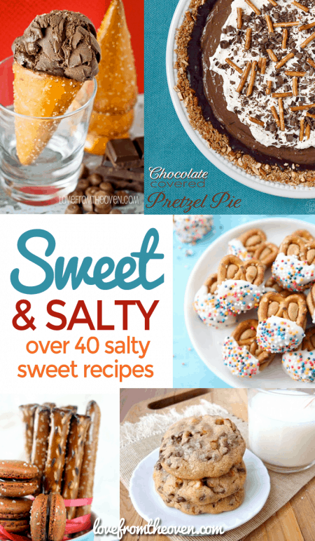 Salty Sweet Recipes