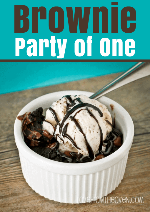 Brownie A La Anytime Single Serving Brownies Made In The