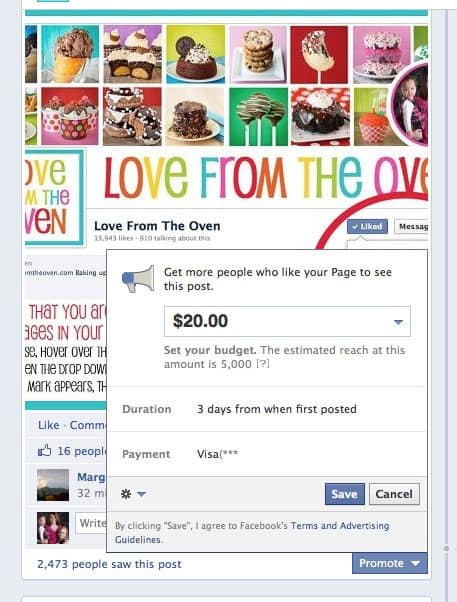 How To See Your Favorite Pages In Your Facebook Feed • Love