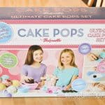 Cake Pops By Bakerella Ultimate Cake Pop Set Review & Giveaway