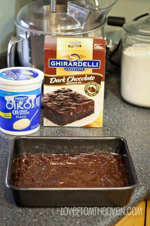 Recipes Using Ghiradelli Dark Chocolate Cake Mix