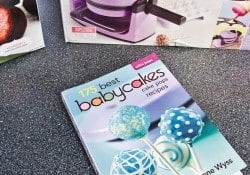 Babycakes Cake Pop Recipe Cookbook
